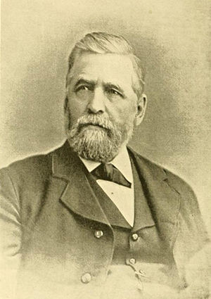 Garret Hobart - Paterson lawyer Socrates Tuttle both taught Hobart the law and helped advance his political career.