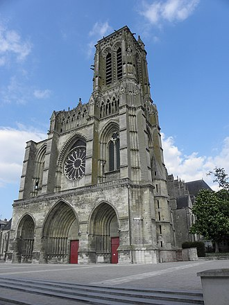 Roman Catholic Diocese of Soissons - Soissons Cathedral