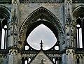Soissons Abbaye Saint-Jean-des-Vignes Fassade Rosette.jpg