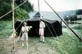Sommerlager des Pfadfinderstammes Ägypten bei Beucherling, 1987 - Versprechensfeier 1.png