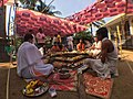 Somvati Mahayag at Veerabhadra Devathan Vadhav in presence of Balyogi Om Shakti Maharaj. 02.jpg