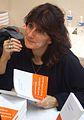 Sophie Fontanel à la foire du livre 2010 de Brive la Gaillarde.jpg