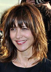 Sophie Marceau en 2012.