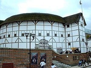 Shakespeare's Globe - Wikipedia, the free encyclopedia