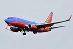 Southwest Airlines, Boeing 737-7H4(WL), N245WN - PDX (18803563002).jpg