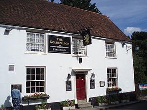 Southwick, Hampshire - Image: Southwick P1010125
