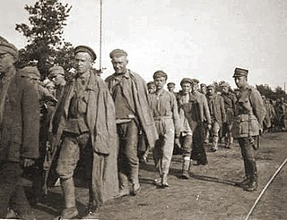 Camps for Russian prisoners and internees in Poland (1919–24)