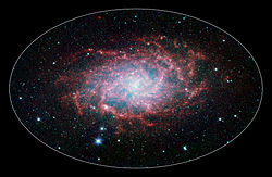 Triangulum Galaxy Wikipedia