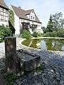 Spitzweed-Teich Roßtal 01.JPG