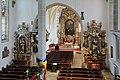 St. Georgen im Attergau - Kirche, Innenansicht.JPG