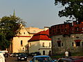 St. Giles Church and Capitular House, Wawel Caponier, 2015.JPG