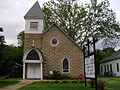 St. Lukes Catholic Church in Warren, Arkansas.jpg