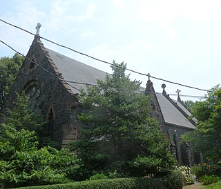 St. Pauls Memorial Church (Staten Island, New York) church building in New York, United States of America
