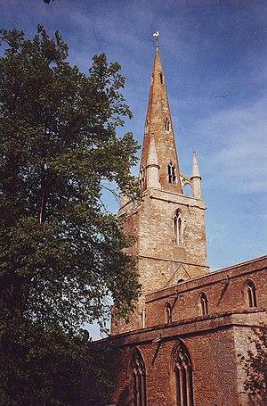 Church of St Peter, Harrold, Bedfordshire - St Peter's