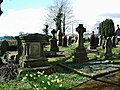St Ambrose Church, Grindleton, Graveyard - geograph.org.uk - 759816.jpg