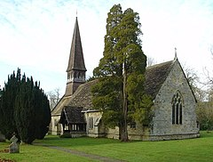 St Andrew's Church, Nuthurst, West Sussex - geograph.org.uk - 86085.jpg
