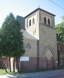 St. Bartholomews Anglican Church (Toronto) Church