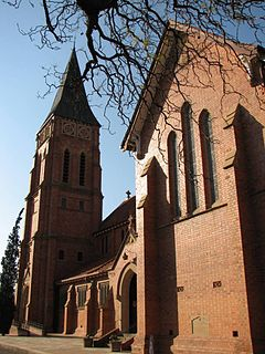 St Cyprians Cathedral, Kimberley Church in Kimberley, South Africa
