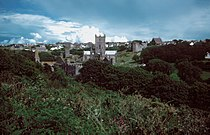 St Davids village and Cathedral South Wales.jpg