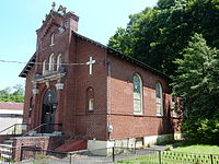 St Francis De Sales Church, Mount Carbon PA.JPG