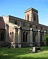 St George's Church, Pontesbury, Shropshire, from the northeast.jpg