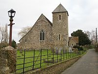 St Margaret's of Antioch, Lower Halstow.jpg