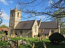 St Mary's church, Halford-geograph.org.uk-2951774.jpg