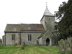 St Mary, Stansted, Kent - geograph.org.uk - 325642.jpg