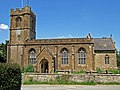 St Michael's Church - Haselbury Plucknett - geograph.org.uk - 457453.jpg