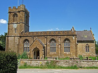 Haselbury Plucknett - Image: St Michael's Church Haselbury Plucknett geograph.org.uk 457453