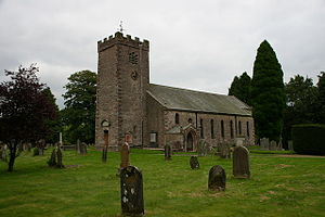Ravenstonedale - Image: St Oswald's Church, Ravenstonedale geograph.org.uk 224675