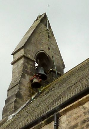 Church of St Thomas the Apostle, Killinghall - The bells