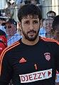 Stade rennais vs USM Alger, July 16th 2016 - Mohamed Lamine Zemmamouche.jpg