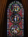 Stained glass windows at Canterbury Cathedral JC 17.JPG