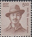 Stamp of India - 2015 - Colnect 676485 - Bhagat Singh 1907-1931 independence fighter.jpeg