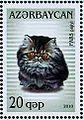 Stamps of Azerbaijan, 2010-cats2-2.jpg