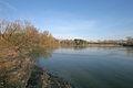 Staré Nechanice rybník Velký Lhoták zadní část1.JPG