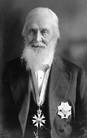 Augustus Charles Gregory - Augustus Charles Gregory, c. 1903