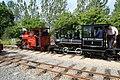 Statfold Barn Railway - recently restored locomotive (geograph 4513145).jpg