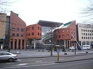 Amersfoort railway station - Image: Station Amersfoort (1 2006)