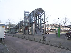 Rotterdam Zuid railway station - Rotterdam Zuid