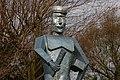 Statue, Sydenham, Belfast - geograph.org.uk - 400306.jpg