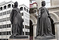 Statue Of Agriculture & Commerce Holborn Viaduct.jpg