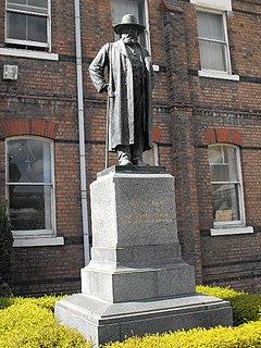 Statue of Ludwig Mond