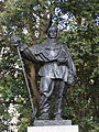 Statue of Robert Falcon Scott, London.JPG