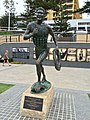 Statue of Surf Life Saver, Wollongong Beach - panoramio.jpg