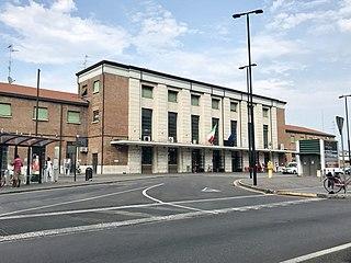 Reggio Emilia railway station railway station in Emilia-Romagna, Italy