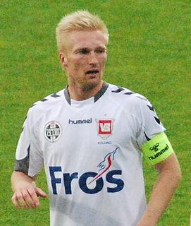 Steffen Kielstrup Danish footballer