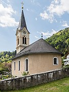 Steindorf am Ossiacher See Tschöran evang. Pfarrkirche A.B. 20042016 1700.jpg