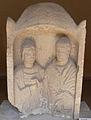 Stele funeraire Corre - musée Georges-Garret 963.3.4.jpg